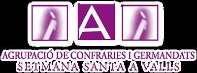 Setmana Santa a Valls Logo